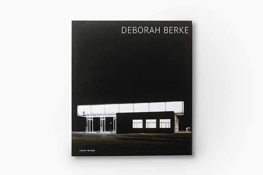 "Cover of ""Deborah Berke"" manuscript."