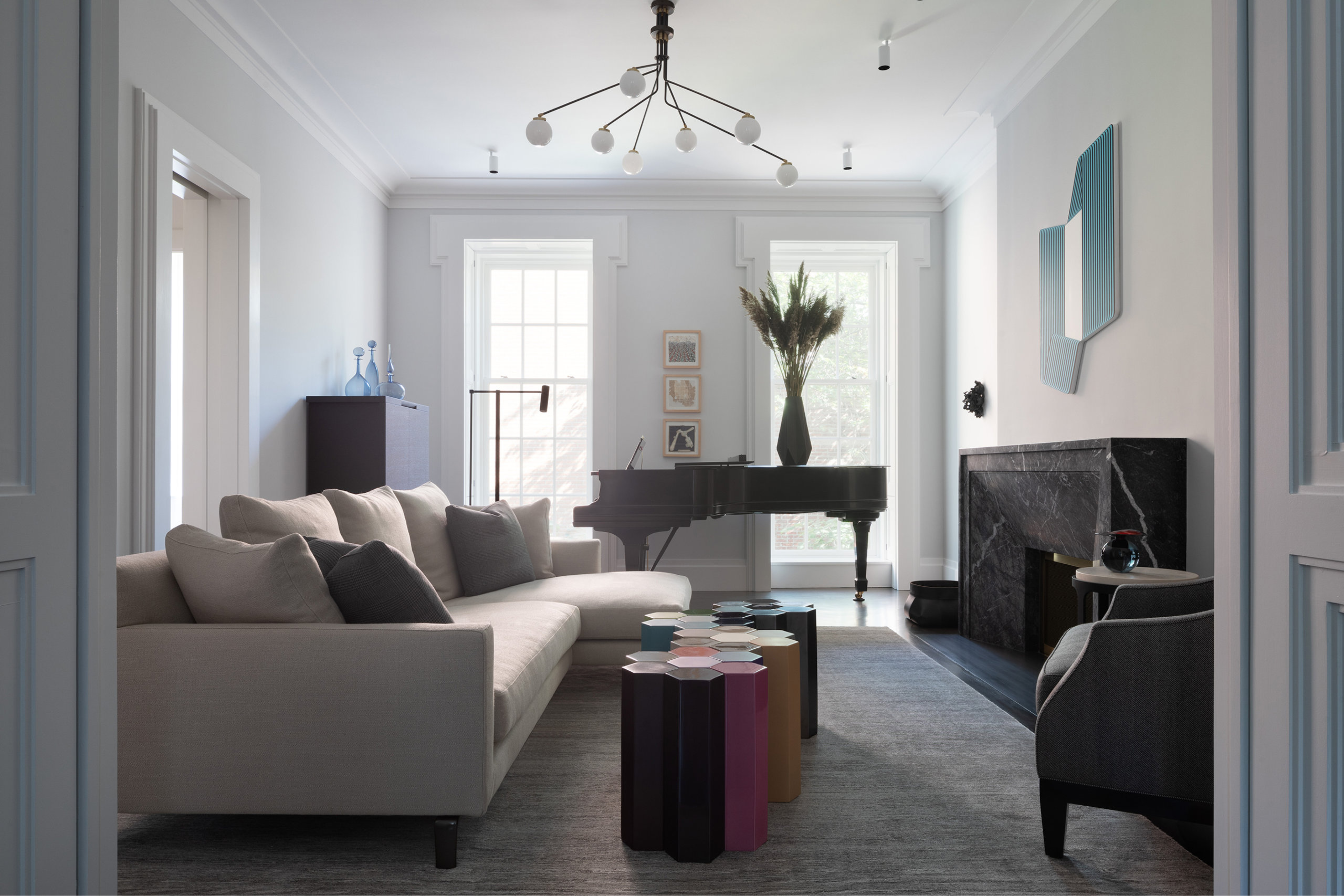 Living Room - Townhouse