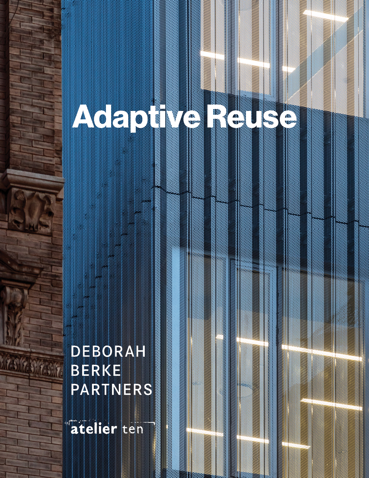 Cover of DBP and A10 Adaptive Reuse White Paper